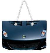 Lotus Hood Emblem -0020c Weekender Tote Bag