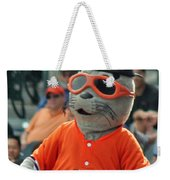 Lou Seal San Francisco Giants Mascot Weekender Tote Bag