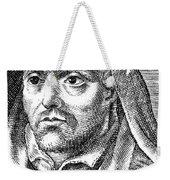 Louis De Blois (1506-1566) Weekender Tote Bag