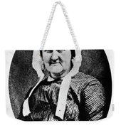 Louisa Whitman (d Weekender Tote Bag