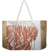 Louise - Tile Weekender Tote Bag