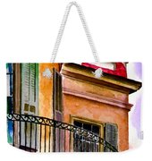 Louisiana Bank Building New Orleans Weekender Tote Bag