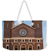 Louisiana Church Weekender Tote Bag