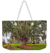 Louisiana Country Weekender Tote Bag