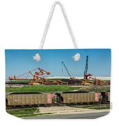 Louisiana Giants Weekender Tote Bag