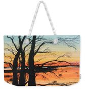 Louisiana Lacassine Nwr Treescape Weekender Tote Bag