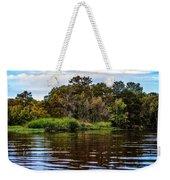 Louisiana Lake II Weekender Tote Bag