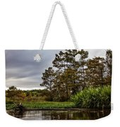 Louisiana Landscape Weekender Tote Bag