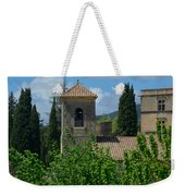 Lourmarin Castle In Provence Weekender Tote Bag