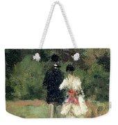 Louveciennes, Detail Of Lovers Weekender Tote Bag