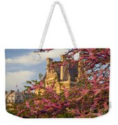 Louvre Blossoms Weekender Tote Bag