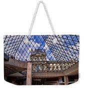 Louvre Museum Paris France Weekender Tote Bag