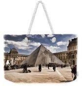 Louvre Museum - Paris Weekender Tote Bag