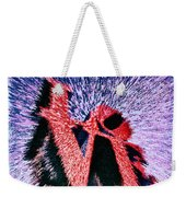 Love Abstract Weekender Tote Bag