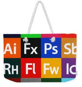 Love Adobe Weekender Tote Bag