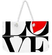 Love All Around Weekender Tote Bag