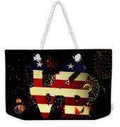 Love American Style Weekender Tote Bag