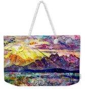 Love And Be Loved Weekender Tote Bag by Shana Rowe Jackson