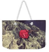Love And Hard Times Weekender Tote Bag by Laurie Search