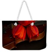 Love And Romance Weekender Tote Bag by Edward Fielding