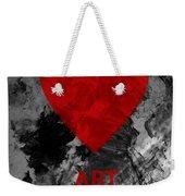 Love Art 1 Weekender Tote Bag
