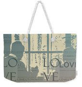 Love At Longwood Weekender Tote Bag