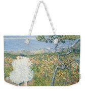 Love At The Fountain Of Life Or Lovers At The Sources Of Life Weekender Tote Bag