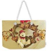 Love Be My Love Weekender Tote Bag