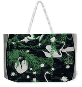 Love Bird Weekender Tote Bag