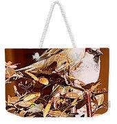 Love Birds II Weekender Tote Bag