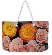 Love Bouquet Weekender Tote Bag