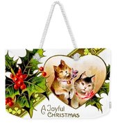 Love Cats Weekender Tote Bag