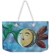 Love Connect - You Are My Moon And Sun Weekender Tote Bag