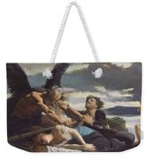Love Dies In Time Weekender Tote Bag