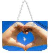 Love Eternally.... Weekender Tote Bag