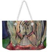 Love For Hanuman Weekender Tote Bag
