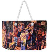 Love Gardens In Coimbra University Weekender Tote Bag