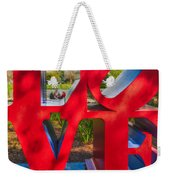 Love In City Park New Orleans Weekender Tote Bag