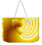 Love In Disguise You Are My Sunshine Weekender Tote Bag