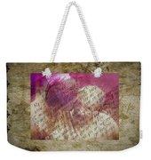 Love Is Forever Weekender Tote Bag