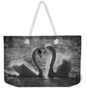 Love Is.. Weekender Tote Bag by Nina Stavlund