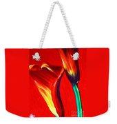 Love Lilies Weekender Tote Bag