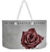 Love Mother Teresa Weekender Tote Bag