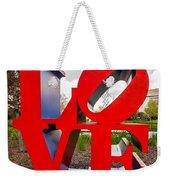 Love New Orleans  Weekender Tote Bag