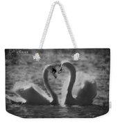 Love... Weekender Tote Bag by Nina Stavlund
