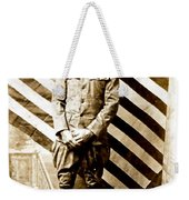 Love Of Country Weekender Tote Bag