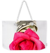 Love Of Money Weekender Tote Bag
