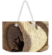 Love Our Cat Condo Weekender Tote Bag