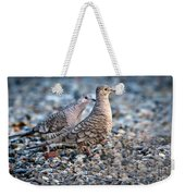 Love Peck Weekender Tote Bag