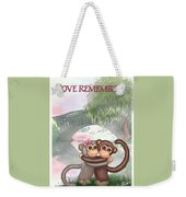 Love Remembers Weekender Tote Bag
